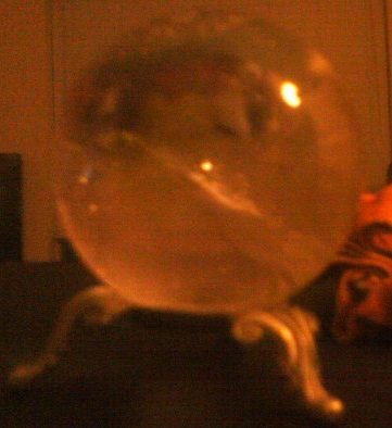 crystal ball, scrying, divination, witchcraft