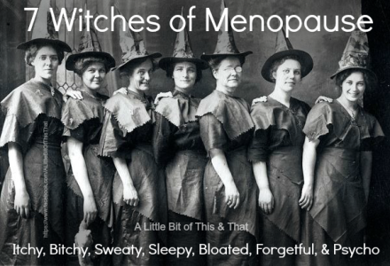 Witchy Menopause
